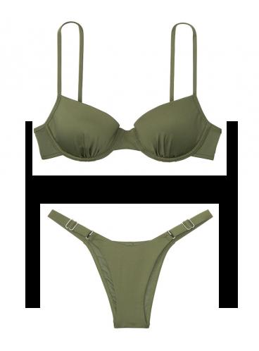 NEW! Стильный купальник Booster от Victoria's Secret - Moss