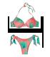 NEW! Стильный купальник Halter от Victoria's Secret - Tropicana