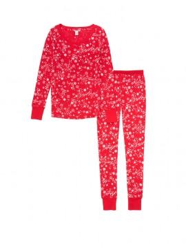 Фото Термопижамка от Victoria's Secret - Red Starry Sky