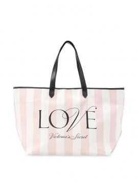 Фото Стильная сумка-шоппер от Victoria's Secret - Pink