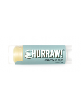 Фото Бальзам для губ Hurraw! Earl Grey Lip Balm