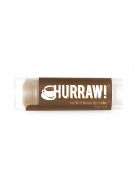 Фото Бальзам для губ Hurraw! Coffee Bean Lip Balm