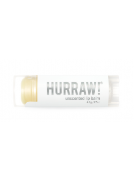 Фото Бальзам для губ Hurraw! Unscented Lip Balm