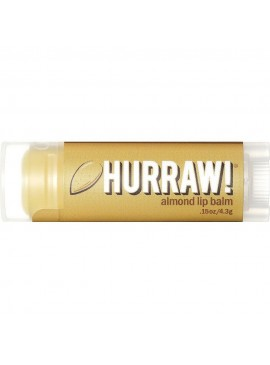 Фото Бальзам для губ Hurraw! Almond Lip Balm