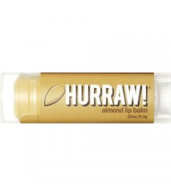Бальзам для губ Hurraw! Almond Lip Balm