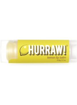 Фото Бальзам для губ Hurraw! Lemon Lip Balm