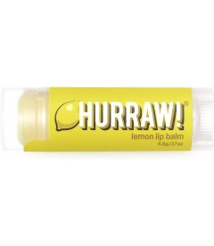 Бальзам для губ Hurraw! Lemon Lip Balm