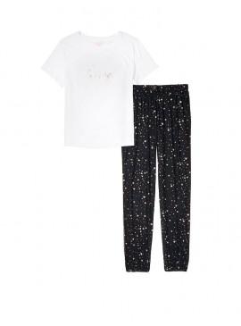 More about Пижама Cotton & Flannel от Victoria's Secret - Black Stars