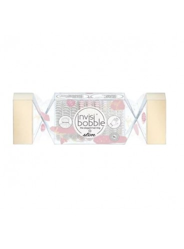 Подарочный набор резинки-браслета для волос invisibobble SLIM - Trio Cracker That's Crackin'