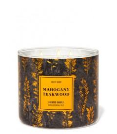 Свеча Mahogany Teakwood от Bath and Body Works