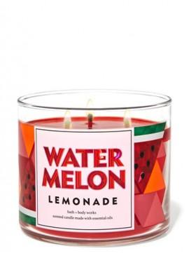 Фото Свеча Watermelon Lemonade от Bath and Body Works