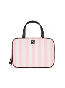 Фото Кейс для путешествий Everything Travel Case от Victoria's Secret - Signature Stripe