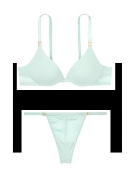 Фото Комплект белья Push-up из серии Very Sexy от Victoria's Secret - Hazy Mint