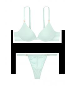 Комплект белья Push-up из серии Very Sexy от Victoria's Secret - Hazy Mint