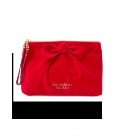 Стильная косметичка Velvet Wristlet от Victoria's Secret