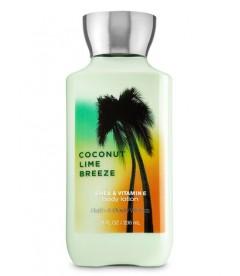 Увлажяющий лосьон Coconut Lime Breeze от Bath and Body Works