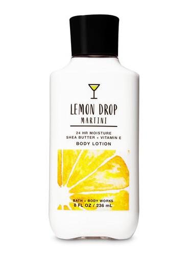 Увлажяющий лосьон Lemon Drop Martini от Bath and Body Works
