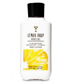 Увлажяющий лосьон Lemon Drop Martini от Bath and Body Works