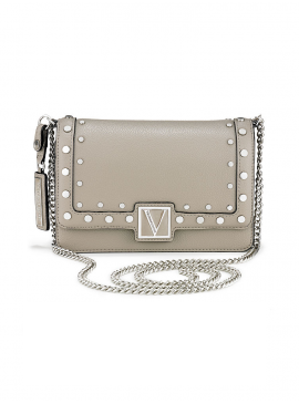 Фото Стильная сумка The Victoria Mini Shoulder Bag от Victoria's Secret - Velvet Musk
