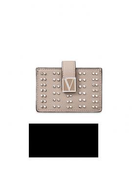 Фото NEW! Стильный картхолдер от Victoria's Secret - Velvet Musk