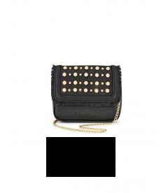 Стильная микро-сумочка The Victoria Micro Shoulder Bag от Victoria's Secret - Black Lily