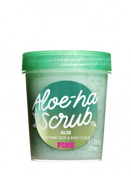 Фото Скраб для тела Aloe-Ha из серии Face & Body Scrub