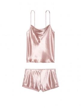 More about Пижамка из коллекции Cowl-Neck Satin от Victoria's Secret - French Mauve