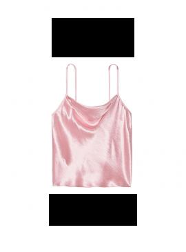 Фото Сатиновый топ от Victoria's Secret - Dusk Pink