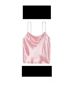 Сатиновый топ от Victoria's Secret - Dusk Pink