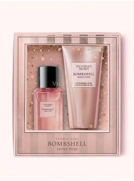 Фото Набор косметики от Victoria's Secret Bombshell Seduction в подарочной коробке