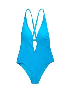 Фото NEW! Стильный монокини V-plunge от Victoria's Secret - Agua
