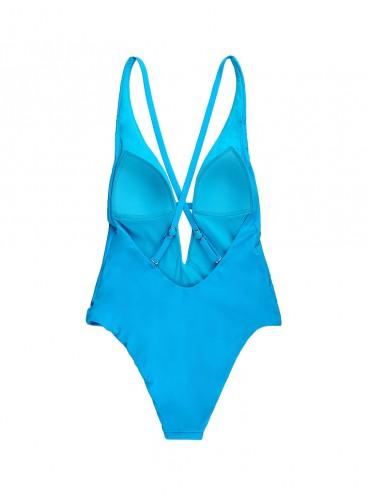 NEW! Стильный монокини V-plunge от Victoria's Secret - Agua