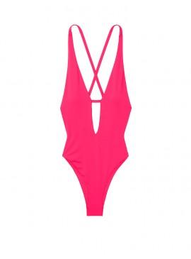 Фото NEW! Стильный монокини V-plunge от Victoria's Secret - Watermelon