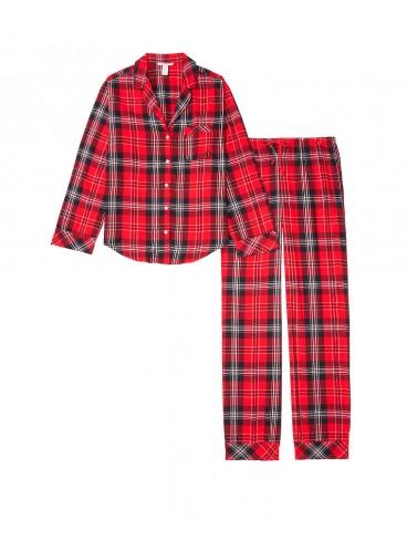 Фланелевая пижама от Victoria's Secret - Big Red Plaid