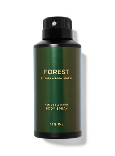 Мужской дезодорант для тела Forest от Bath and Body Works