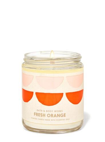Свеча Fresh Orange от Bath and Body Works