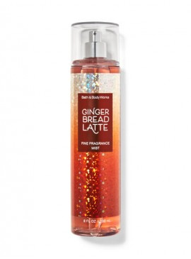 Фото Спрей для тела Bath and Body Works - Gingerbread Latte