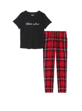 Фото Пижама Cotton & Flannel от Victoria's Secret - Big Red Plaid