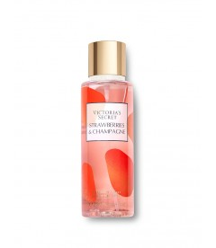 Спрей для тела Strawberries & Champagne (fragrance body mist)