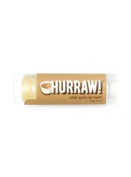 Фото Бальзам для губ Hurraw! Chai Spice Lip Balm