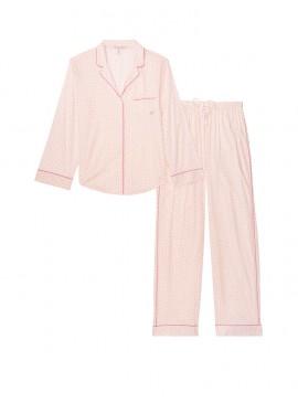 Фото Хлопковая пижама от Victoria's Secret Pink - Mauve Multi Dot
