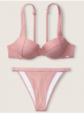 More about Стильный купальник Ribbed Push Up от Victoria's Secret - Damsel Pink