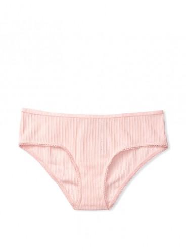 Рифленые трусики-бикини от Victoria's Secret - Purest Pink