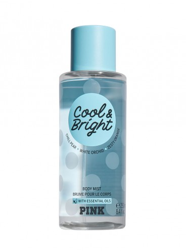 Спрей для тела PINK Cool & Bright (body mist)
