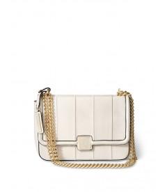 Стильная сумка Victoria Medium Shoulder Bag от Victoria's Secret - Vanilla Orchid