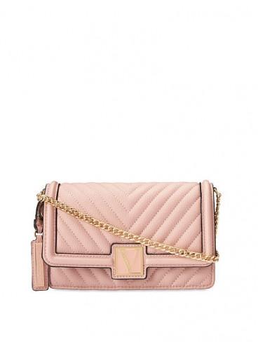 Стильная сумка Victoria Mini Shoulder Bag от Victoria's Secret - Orchid Blush