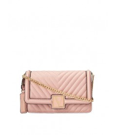 Стильная сумка Victoria Mini Shoulder Bag от Victoria's Secret - Orchid Blush