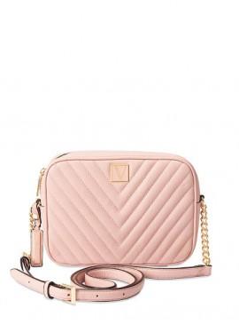More about Стильная сумка Victoria Top Zip Crossbody от Victoria's Secret - Orchid Blush