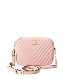 Стильная сумка Victoria Top Zip Crossbody от Victoria's Secret - Orchid Blush