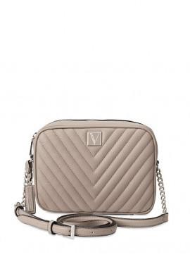 More about Стильная сумка Victoria Top Zip Crossbody от Victoria's Secret - Velvet Musk